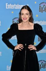 ELIZABETH HENSTRIDGE at Entertainment Weekly Party at Comic-con in San Diego 07/20/2019