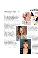 ELIZABETH OLSEN in Instyle Magazine, Australia August 2019