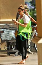 ELIZABETH OLSEN Shopping at Gleason