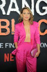 ELIZABETH RODRIGUEZ at Orange is the New Black Final Season Premiere in New York 07/25/2019