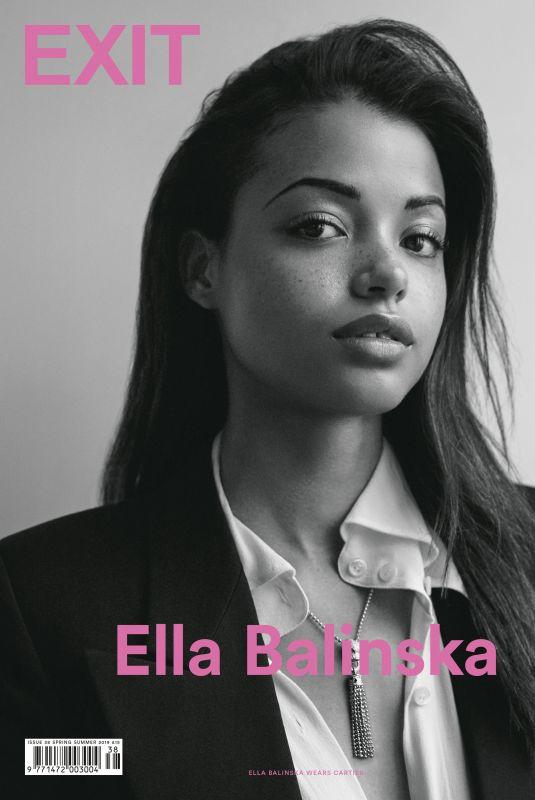ELLA BALINSKA for Exit Magazine, Spring/Summer 2019