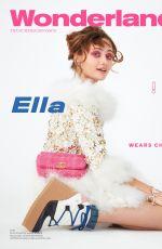 ELLA PURNELL in Wonderland Magazine, Summer 2019