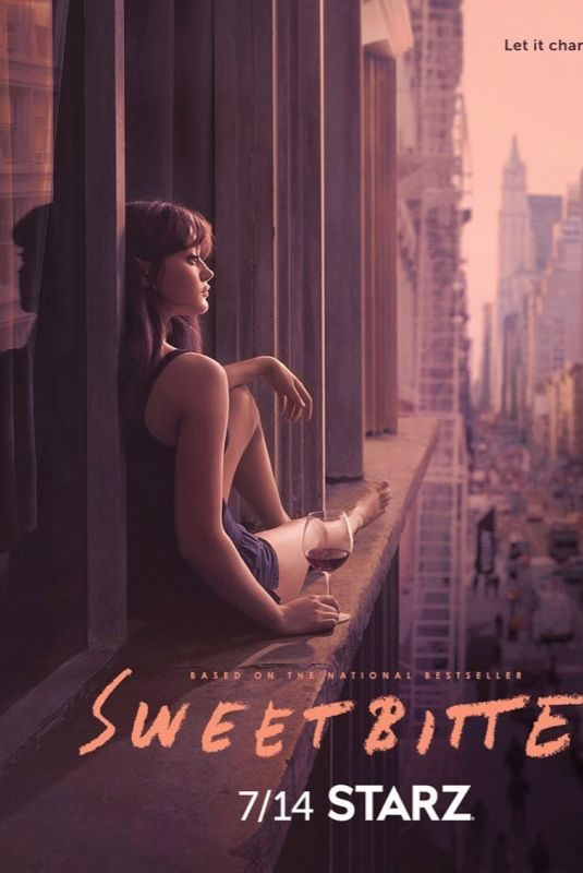 ELLA PURNELL – Sweetbitter, Season 2 Promos