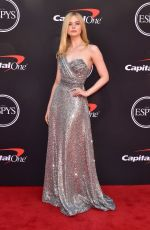 ELLE FANNING at 2019 ESPY Awards in Los Angeles 07/10/2019