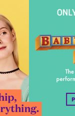 ELLE FANNING - The Baby-Sitters Club Promos