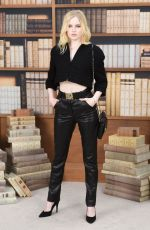 ELLIE BAMBER at Chanel Haute Couture Fall/Winter 2019/2020 Collection Show in Paris 07/02/2019