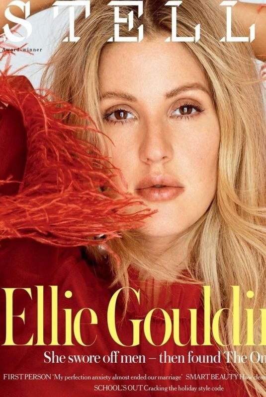 ELLIE GOULDING in Stella Magazine, July 2019