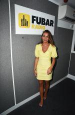ELMA PAZAR Hosts at Fubar Radio in London 07/04/2019