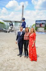 ELODIE FONTAN at Longines Paris Eiffel Jumping 07/06/2019