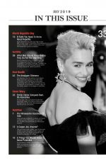 EMILIA CLARKE in Health Today Magazine, Malaysia July 2019
