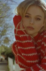 EMILY ALYN LIND at a Photoshoot, 2019