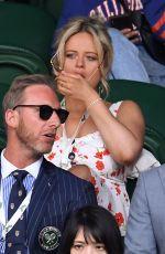 EMILY ATACK at Wimbledon 2019 Tennis Championships in London 07/08/2019
