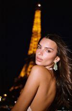 EMILY RATAJKOWSKI at a Photoshoot in France 06/26/2019