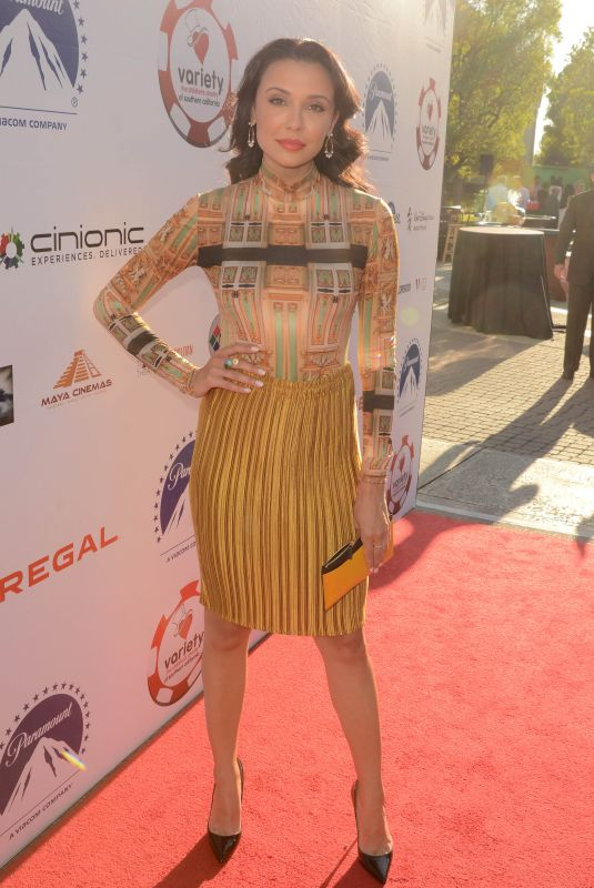 EMIY SHAH at 9th Annual Variety Children's Charity Poker and Casino Night in Hollywood 07/24/2019