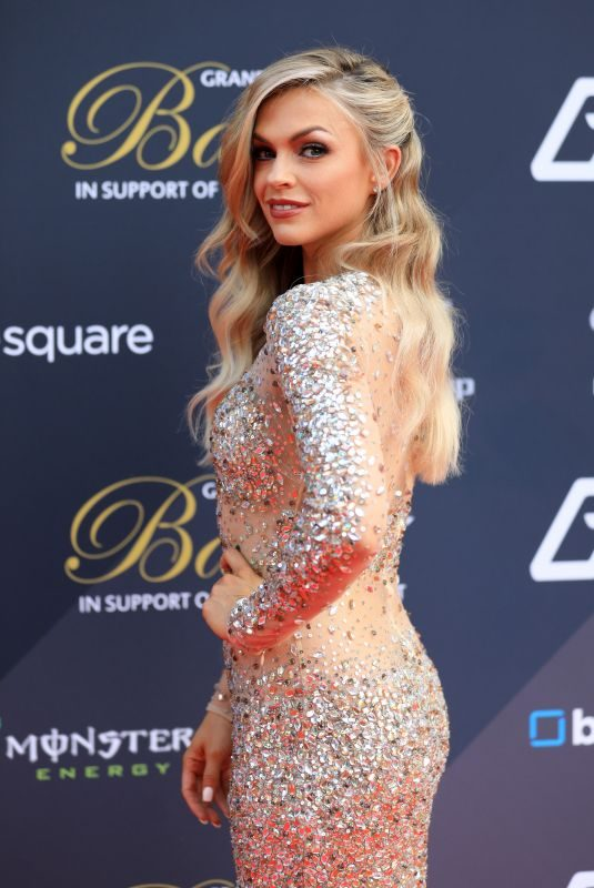EMMA WALH at The Grand Prix Ball in London 07/10/2019