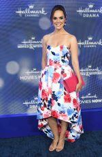 ERIN CAHILL at Hallmark Movies & Mysteries 2019 Summer TCA Press Tour in Beverly Hills 07/26/2019