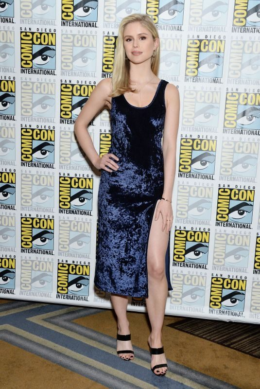 ERIN MORIARTY at The Boys Panel at 2019 Comic-con in San Diego 07/19/2019