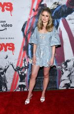 ERIN MORIARTY at The Boys Premiere at Comic-con in San Diego 07/20/2019