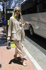 ERIN MORIARTY Out at Comic-con in San Diego 07/21/2019