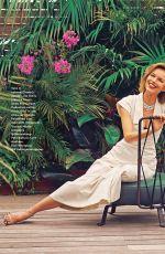 EVA HERZIGOVA in Grazia Magazine, Italy July 2019