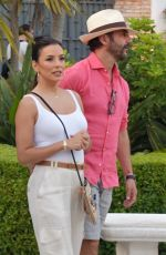 EVA LONGORIA Out and About in Marbella 07/09/2019