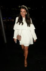 FAYE BROOKES at Ivy Restaurant in Manchester 07/19/2019