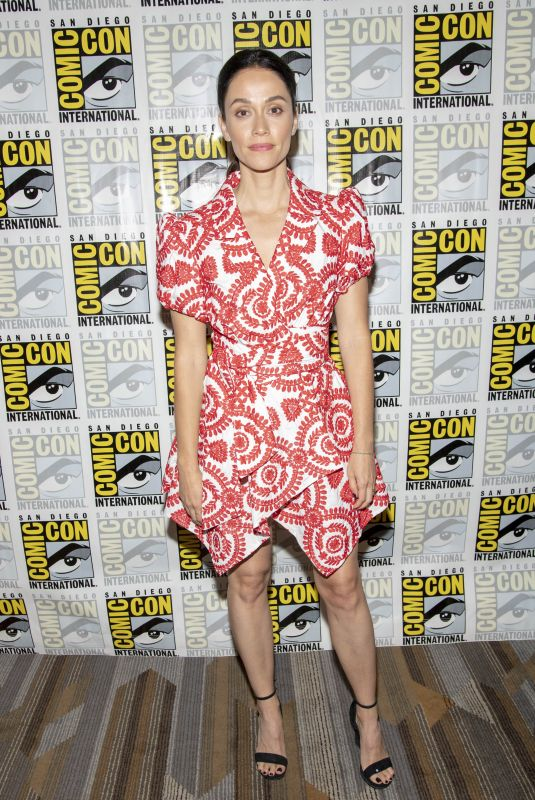 FERNANDA ANDRADE at 2019 Comic-con International in San Diego 07/19/2019