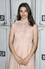 FRANCESCA REALE at Build Series in New York 07/19/2019