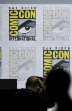 FREYA ALLEN at The Witcher Panel at Comic-con in San Diego 07/19/2019