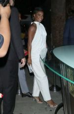 GABRIELLE UNION at Kevin Hart