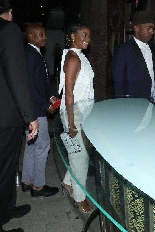 GABRIELLE UNION at Kevin Hart's Birthday Party at Tao in Hollywood 07/06/2019