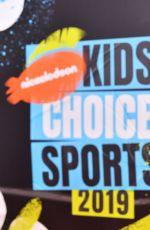 GABRIELLE UNION at Nickelodeon Kids