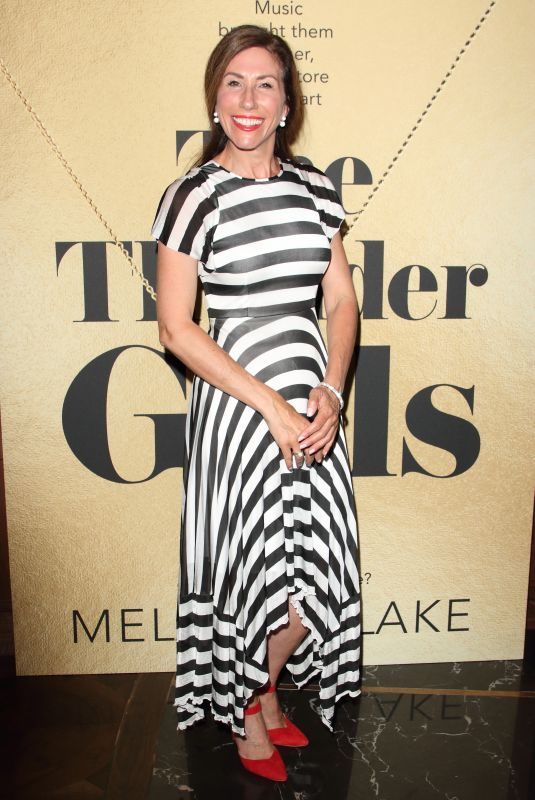 GAYNOR FAYE at The Thunder Girls Book Launch Party in London 07/02/2019