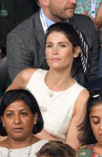 GEMMA ARTERTON at Wimbledon Tennis Championships Men