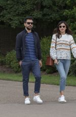 GEMMA CHAN at British Summer Time Festival in London's Hyde Park 07/04/2019