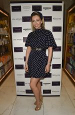 GEMMA MERNA at House of Evelyn Hair and Beauty Salon in Manchester 07/05/2019