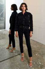 GEORGIA FOWLER at Wardrobe.nyc Launch of Release 04 Denim & Levi