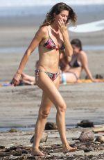 GISELE BUNDCHEN in Bikini at a Beach in Costa Rica 07/16/2019