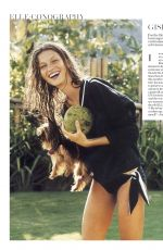 GISELE BUNDCHEN in Elle Magazine, Ju;y 2019