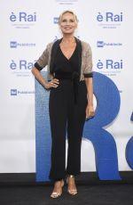 GLORIA GUIDA at RAI Pogramming Launch in Milan 07/09/2019