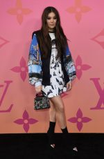 HAILEE STEINFELD at Louis Vuitton x Cocktail Party in Los Angeles 06/27/2019