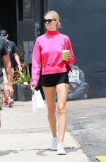 HAILEY CLAUSON Out and About in Venice Beach 07/03/2019
