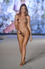 HALEY KALIL at 2019 Sports Illustrated Swimsuit Runway Show at Miami Swim Week 07/14/2019