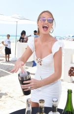 HALEY KALIL at SI Mix Off at Model Mixology Competition in Miami Beach 07/14/2019