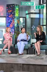 HALEY RAMM, BRIANNE TJU and LIANA LIBERATO at Build Studio in New York 07/15/2019