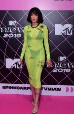 HALSEY at MTV Millennial Award in Sao Paulo 07/03/2019