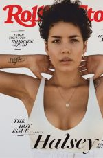 HALSEY in Rolling Stone, Magazine, July 2019