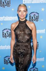 HANNAH FRASER at Entertainment Weekly Party at Comic-con in San Diego 07/20/2019