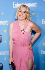 HARLEY QUINN SMITH at Entertainment Weekly Party at Comic-con in San Diego 07/20/2019