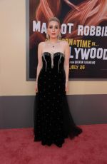 HARLEY QUINN SMITH at Once Upon A Time in Hollywood Premiere in Los Angeles 07/22/2019